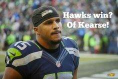 Of KEARSE #HawksBaby