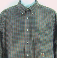 Used Designer Clothes For Men Men Tommy Hilfiger Long