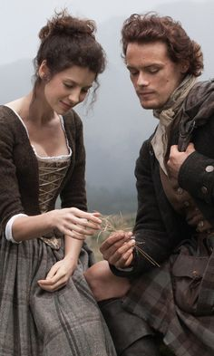 """The Stars of Outlander Drop Hints on the Show's """"Graphic"""" and """"Uncomfortable"""" Return"""