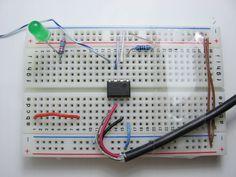Arduino, OSC, iPhone and DMX