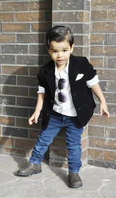 gap toddler boys | boy model, GAP jeans and shoes, CP blazer ... | toddler boys fashion