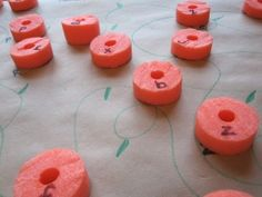 pumkin patch letter match Circle Time Activities, Alphabet Activities, Autumn Activities, Craft Activities For Kids, Preschool Ideas, Letter Matching Game, Number Matching, Letter Of The Day, Prek Literacy