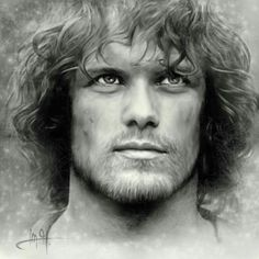 Outlander: Drawing of Jamie