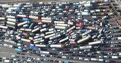 Trafik nasıl sıkışır ?