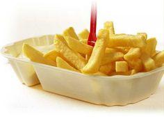 heerlijk patat alleen moet dan wel met saté