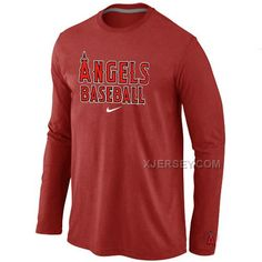 http://www.xjersey.com/los-angeles-angels-long-sleeve-t-shirt-red.html Only$30.00 LOS ANGELES ANGELS LONG SLEEVE T SHIRT RED Free Shipping!