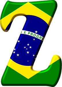 Materiais Para o Scape: Alfabeto Brasil Brazil Facts, Brazil Brazil, Letter Art, Letters, Brazil Colors, English Letter, International Day, Brazilian Jiu Jitsu, Football Cards