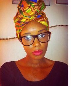 #headwrap #headscarf #ankara #african print