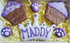 Birthday Treat Gift Boxes for Dogs