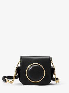 Scout Medium Leather Camera Bag