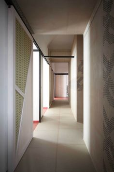 """""""Grand Tour"""" Apartment by UDA Architects   Yellowtrace"""
