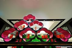 "Th new #ShanghaiTang opens in #Hongkong - The fragrance bar in Chinese cloud motifs, offers you""scents from heaven."""
