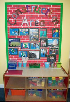 Construction | Interactive display | Teaching Primary | Flickr
