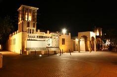 Sheikh Saeed Al-Maktoum's House / sob. - czw. 8.00 - 20.30 / piatek 15.30 - 21.30   2AED