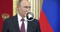"""Putin sobre los periodistas que publican noticias falsas:""""Son peores que las prostitutas"""" - CiberCuba"""