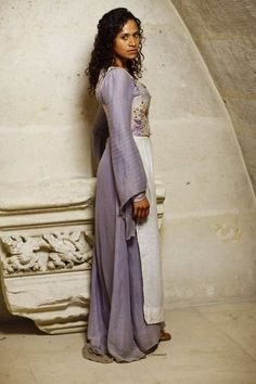 Angel Coulby as Guinevere on the BBC series Merlin