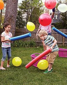 Mama's Style: Balloon Party Games