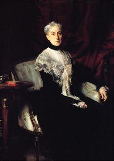 Mrs. William Crowninshield Endicott - John Singer Sargent, c.1901