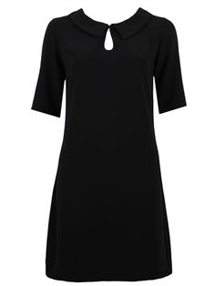 Bindy Dress Short Sleeve Dresses, Dresses With Sleeves, Winter, Black, Style, Fashion, Black People, Sleeve Dresses, Fashion Styles