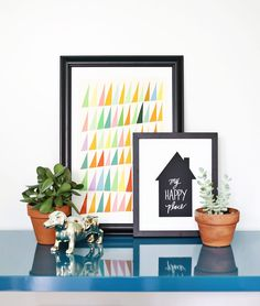 Get two free print downloads when you pre-order A Beautiful Mess Happy Handmade Home. Click though for details!!