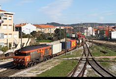 RailPictures.Net Photo: CP 1935 Caminhos de Ferro Portugueses Alsthom 1930 at North Line, Portugal by Paulo Pires