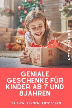 Geburtstag, Weihnachten, Ostern, Mitbringsel. Gelegenheiten gibt es viele. Und Geschenke für 7 und 8-jährige Mädchen und Jungen gibt es noch viel mehr. Schaut vorbei und lasst euch inspirieren. Gifts For Girls