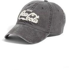 Women s American Needle New Raglan - Coca-Cola Baseball Cap ( 29) ❤ liked af0e7669a3b5