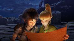 Dragon Nest: Warriors' Dawn - Lambert & Liya map (2248x1264)
