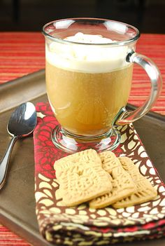 Spiked Gingerbread Coffee for the Thanksgiving Aftermath