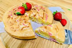 Keto Strawberry Lamington Swirl Cake - Thermo Foodie and The Chef Almond Recipes, Keto Recipes, Free Recipes, Swirl Cake, Cake Mixture, Keto Cake, Recipe Ratings, Protein Breakfast, Salted Butter