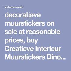 decoratieve muurstickers on sale at reasonable prices, buy Creatieve Interieur Muurstickers Dinosaurusfossiel Skelet Decoraties Jurassic Park Dinosaurus Woonkamer Vinyl Muursticer D506 from mobile site on Aliexpress Now!