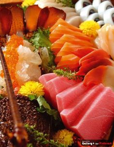 Sashimi my love~ #food