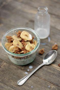 Banana Granola from Food & Words