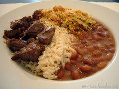 Claudia's Recipe: Brazilian Beans
