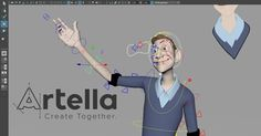 This 10 minute video guides you through the Franklin rig and all the details for getting the best performance. Character Rigging, Animation Tutorial, Computer Animation, Rigs, Maya, Movie Posters, 3d, Tutorials