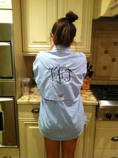 sooo bad it would be absolutely adorbs when school starts - Monogram Fishing Shirt - Ideas of Monogram Fishing Shirt - Want! sooo bad it would be absolutely adorbs when school starts Preppy Girl, Preppy Style, My Style, Preppy Outfits, Cute Outfits, Preppy Southern, Southern Prep, Down South, Fishing Shirts