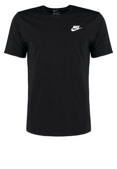 Nike Sportswear FUTURA TShirt print black Bekleidung bei Zalando.de | Material Oberstoff: 100% Baumwolle | Bekleidung jetzt versandkostenfrei bei Zalando.de bestellen!