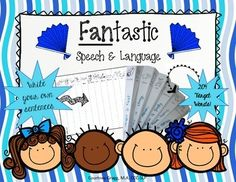 Speech Therapy: Fantastic Speech and Language   by Speech Therapy with Courtney Gragg