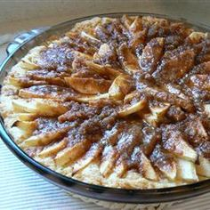 Ukranian Apple Cake -   1 1/2 cups all-purpose flour      1/4 cup white sugar      1/4 teaspoon salt      2 teaspoons baking powder      1/2 cup butter      1 egg, beaten      1/3 cup cream      4 large apple - peeled, cored and thinly sliced           Struesel Topping      2 tablespoons cold butter      1/2 cup brown sugar      2 tablespoons flour      2 teaspoons ground cinnamon
