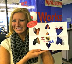 Marla Carter is rooting on Team USA.  Make your Sochi snowflake!  http://www.kjrh.com/sports/olympics/2014-sochi-olympics/sochisnowflake-supporting-team-usa-in-the-2014-olympics