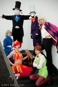 Howl's Moving Castle cosplay  Next year Heather...Next year...