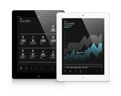 VIA - Building Management System  iPad Mock-Ups