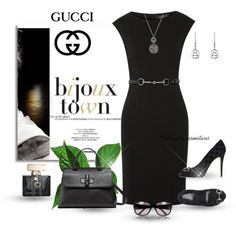 GUCCI by oribeauty-cosmeticos on Polyvore featuring moda and Gucci
