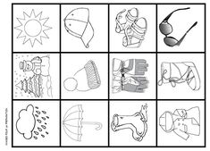 Le Journal de Chrys: Mon projet PLUIE en maternelle (1)