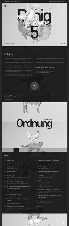Design Made in Germany - Ausgabe 5 website