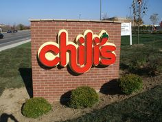 Welcome to Commonwealth Signs in Louisville. Our experienced sign company produces affordable yet high-quality business signs in a timely manner. Backlit Signage, Sign Company, Business Signs, Chilis, Commonwealth, Manners, Neon Signs, Projects, Log Projects