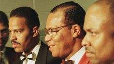 Nation of Islam's Son Mustapha Farrakhan Caught Not Working for Police Yet Uses Squad Car | AT2W