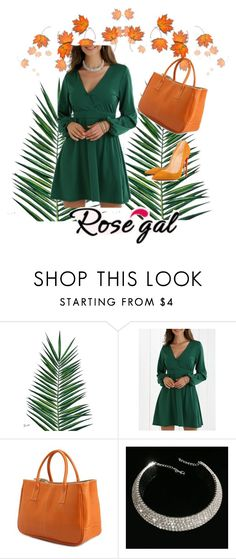 """""""Rosegal 11"""" by esma-osmanovic ❤ liked on Polyvore featuring Nika"""