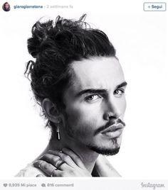 Instagram, belli con lo chignon: il nuovo ''maschio'' piace femminile