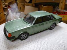 Volvo 240 Turbo plast Finland